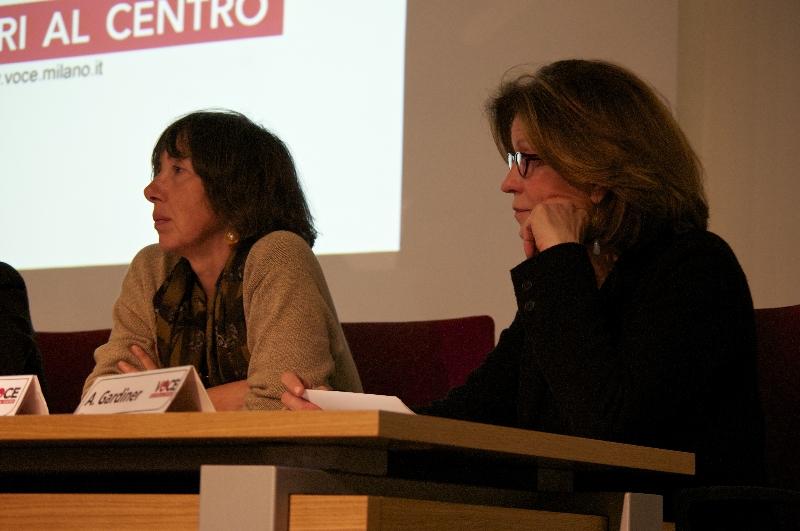 Presentazione di VOCE - la Casa del Volontariato a Milano