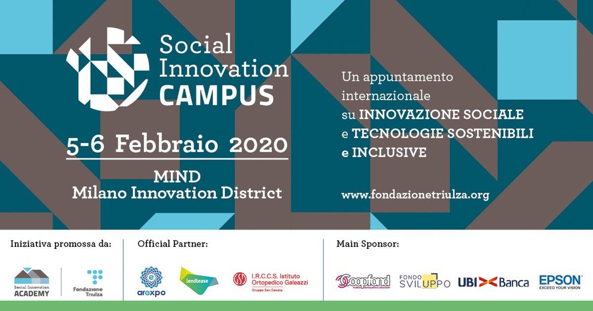Social Innovation Campus in MIND: verso l'Economia di Francesco