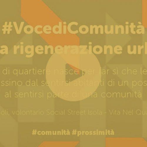 #VOCEComunità_Social-Street