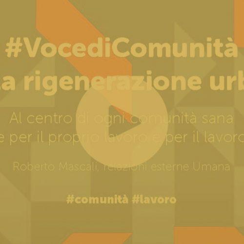 #VOCEComunità_UMANA
